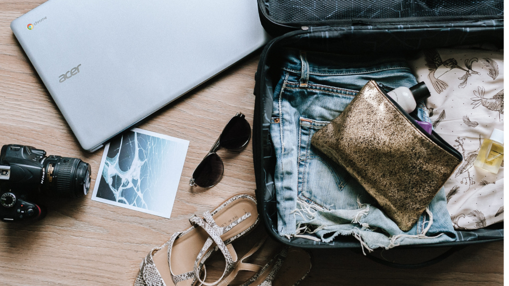 4 Tips for Fitting in Fitness While Traveling