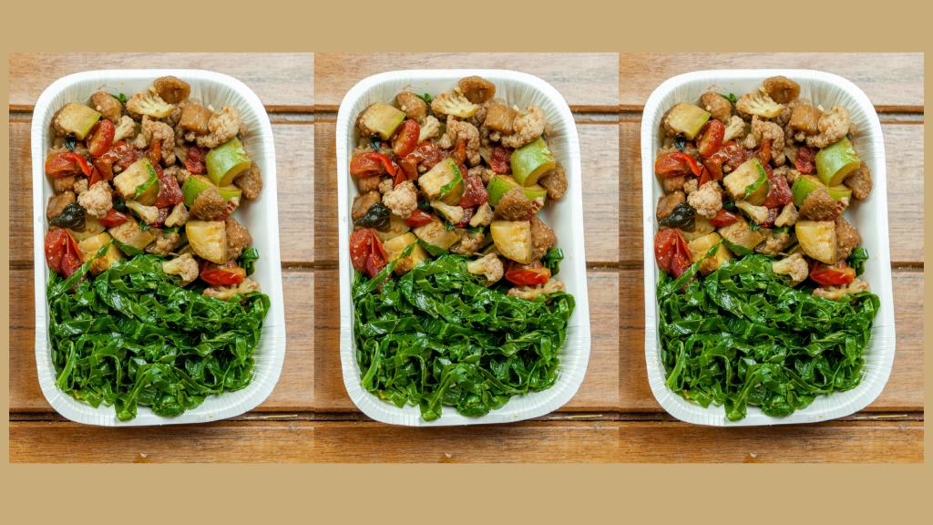 Meal Prep: Simplified!